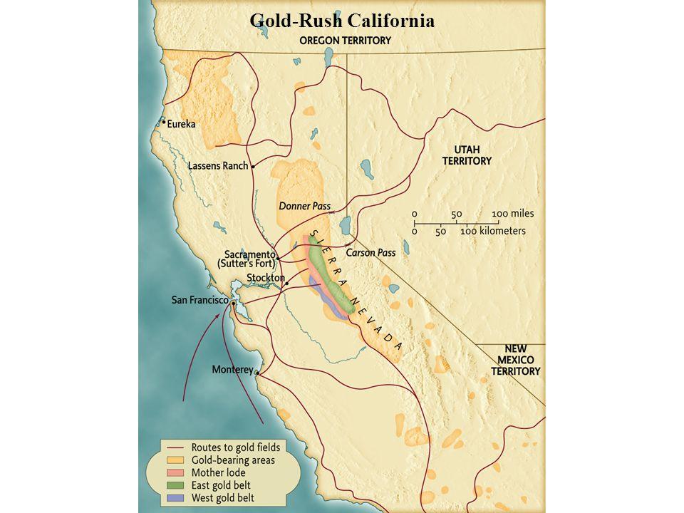 Gold-Rush California pg. 469 Gold-Rush California
