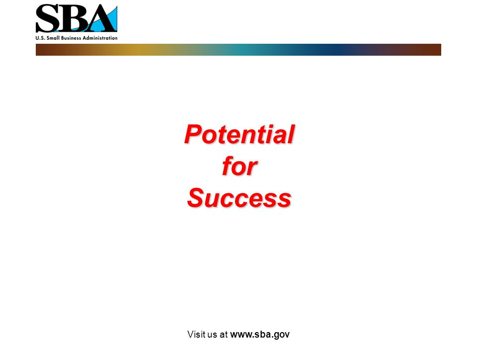 Visit us at www.sba.gov TESTS:  Do contractual arrangements exists that allow a nondisadvantaged individual to control the firm?  Was the firm trans