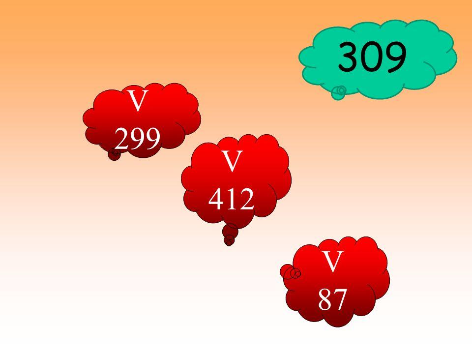 RM 997 M 289 V 412 - 70% 309