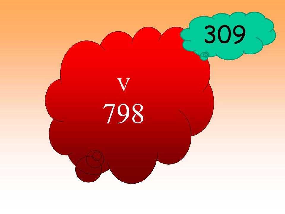 V 299 + 412 +87 309