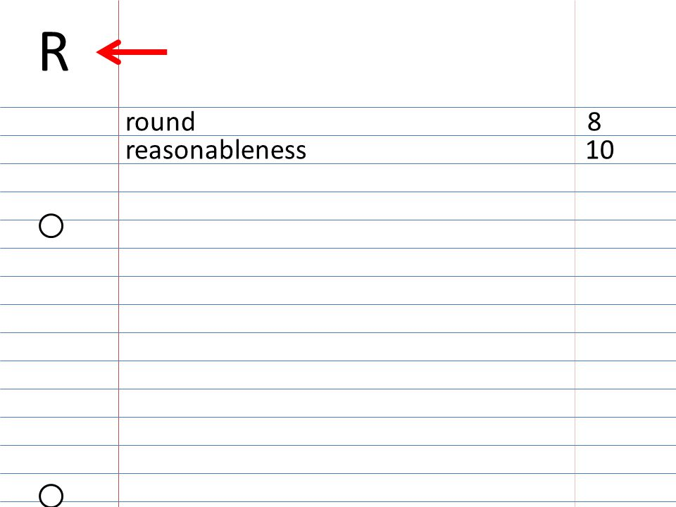 round8 reasonableness10 R