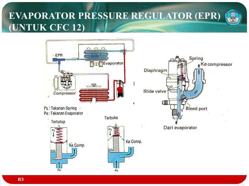 CA41-28 EVAPORATOR PRESSURE REGULATOR (EPR) (UNTUK CFC 12) 83