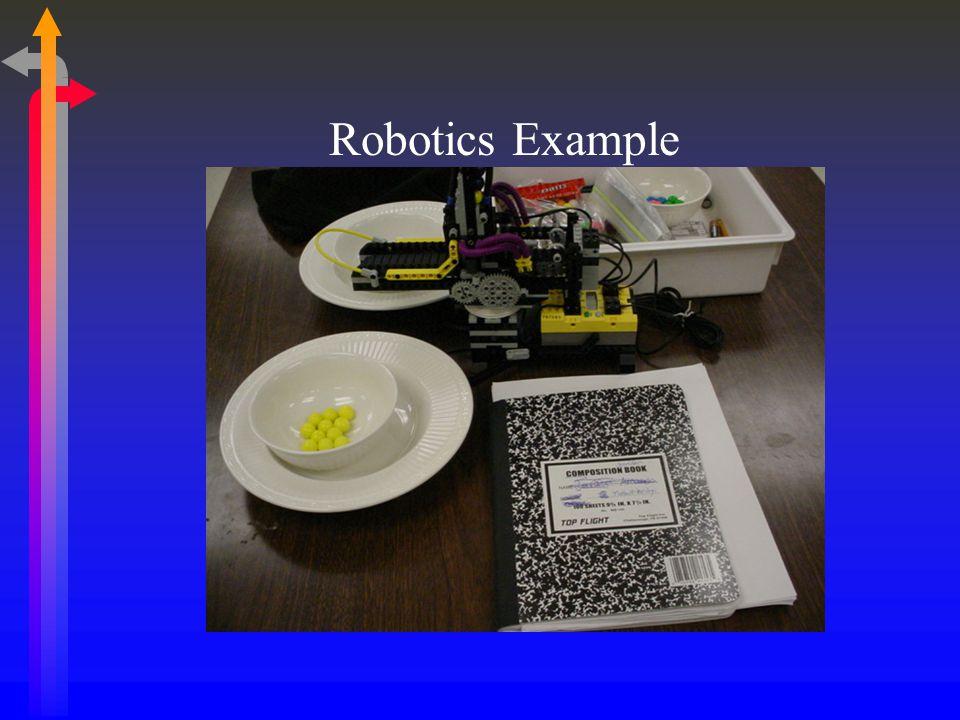 Robotics Example