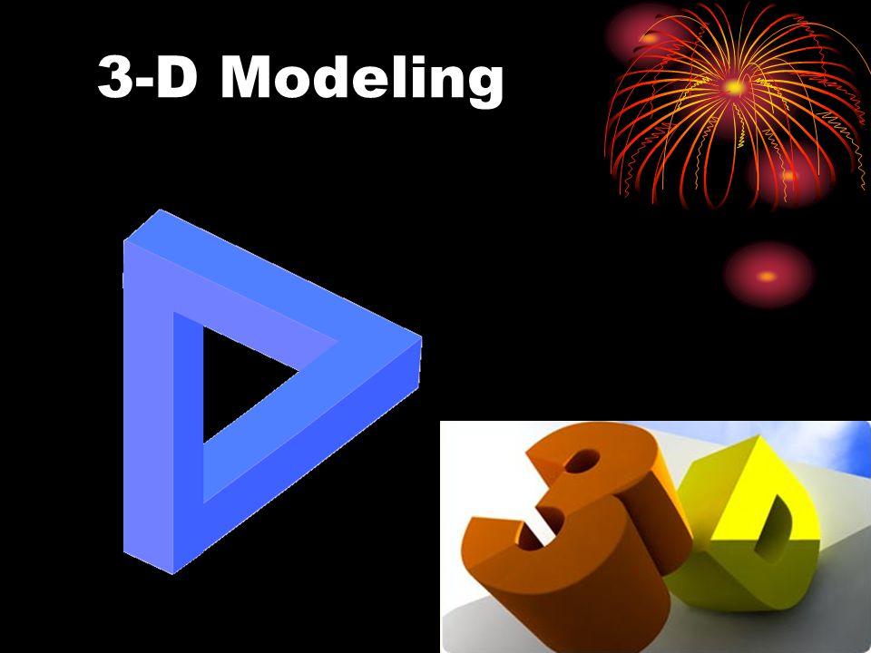 3-D Modeling