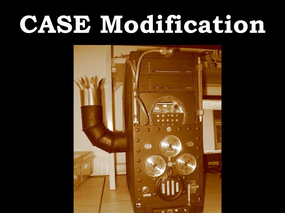 CASE Modification