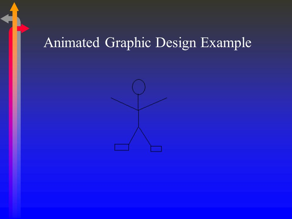Animated Graphic Design Example