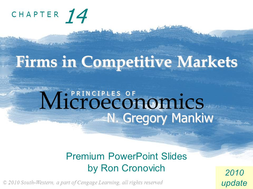FIRMS IN COMPETITIVE MARKETS 31 The LR Market Supply Curve MC Market Q P (market) One firm Q P (firm) In the long run, the typical firm earns zero profit.