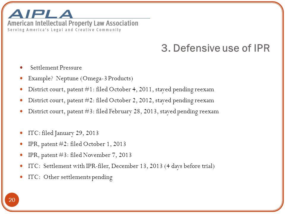 20 Settlement Pressure Example.