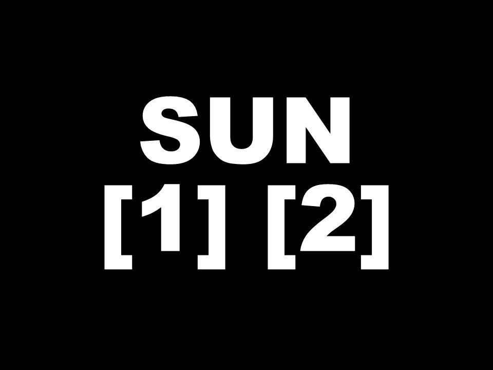 SUN [1] [2]
