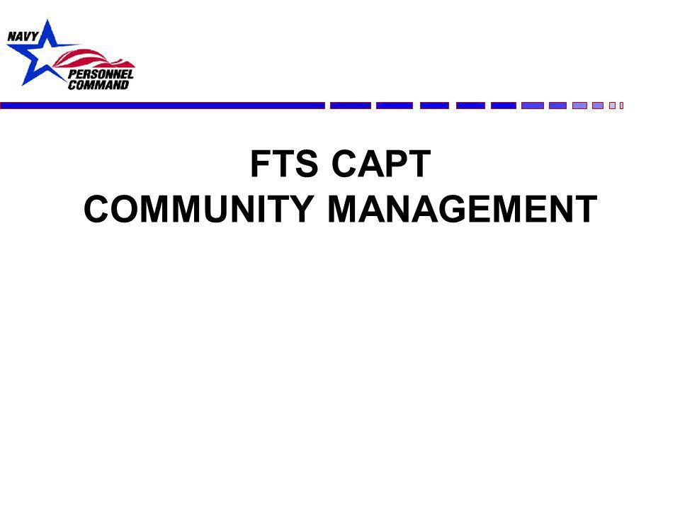 FTS CAPT COMMUNITY MANAGEMENT