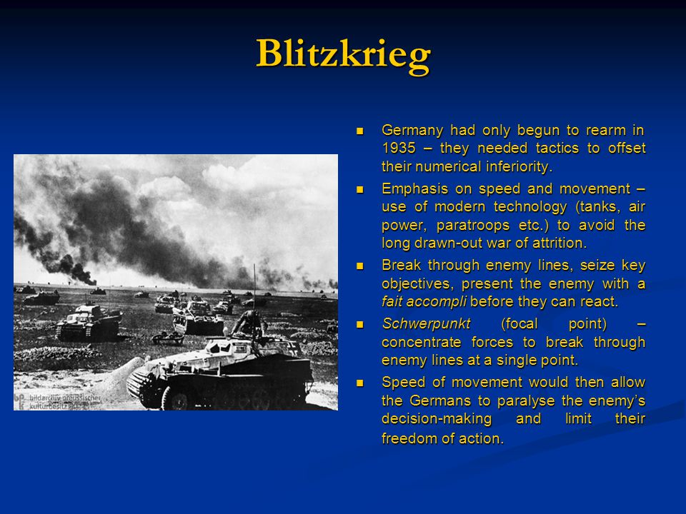 The Polish Campaign, 1-28 Sept.1939 Source: R.