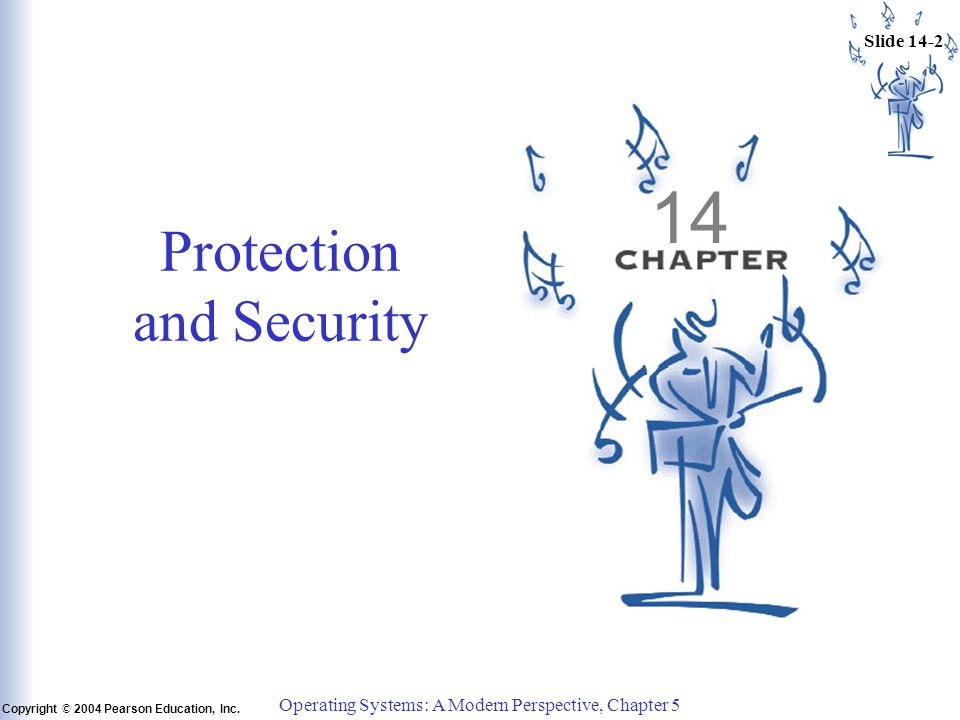 Slide 14-23 Copyright © 2004 Pearson Education, Inc.