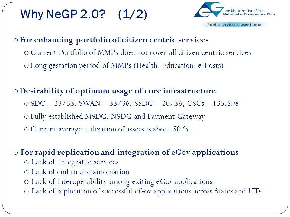 Why NeGP 2.0.