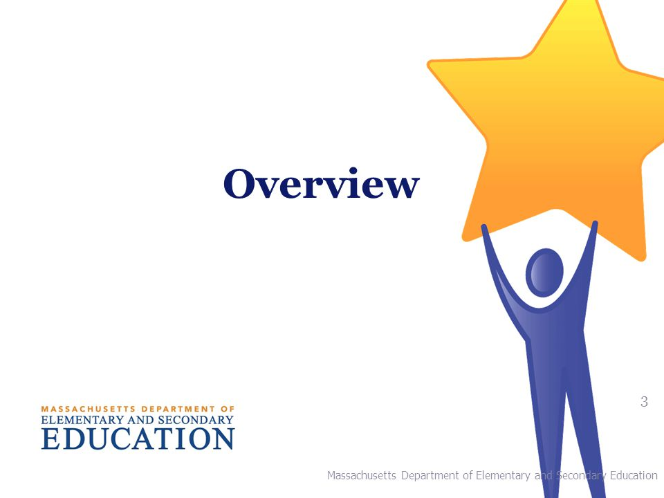 Massachusetts Department of Elementary and Secondary Education 14