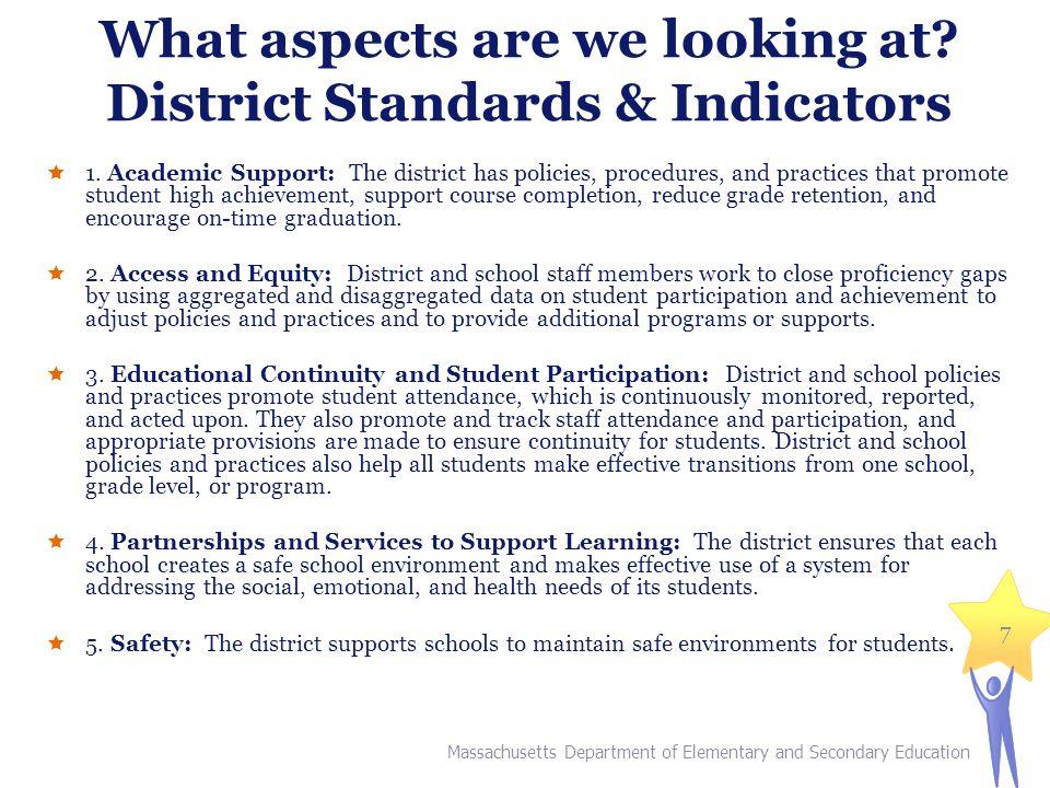 Massachusetts Department of Elementary and Secondary Education 28 Edward Pratt and Regina Wironen Leominster Public Schools