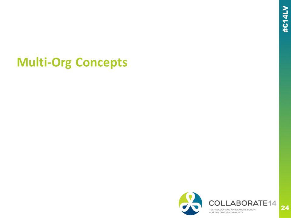 Multi-Org Concepts