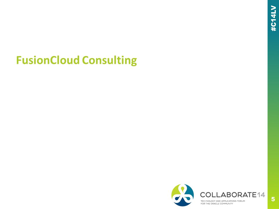 FusionCloud Consulting