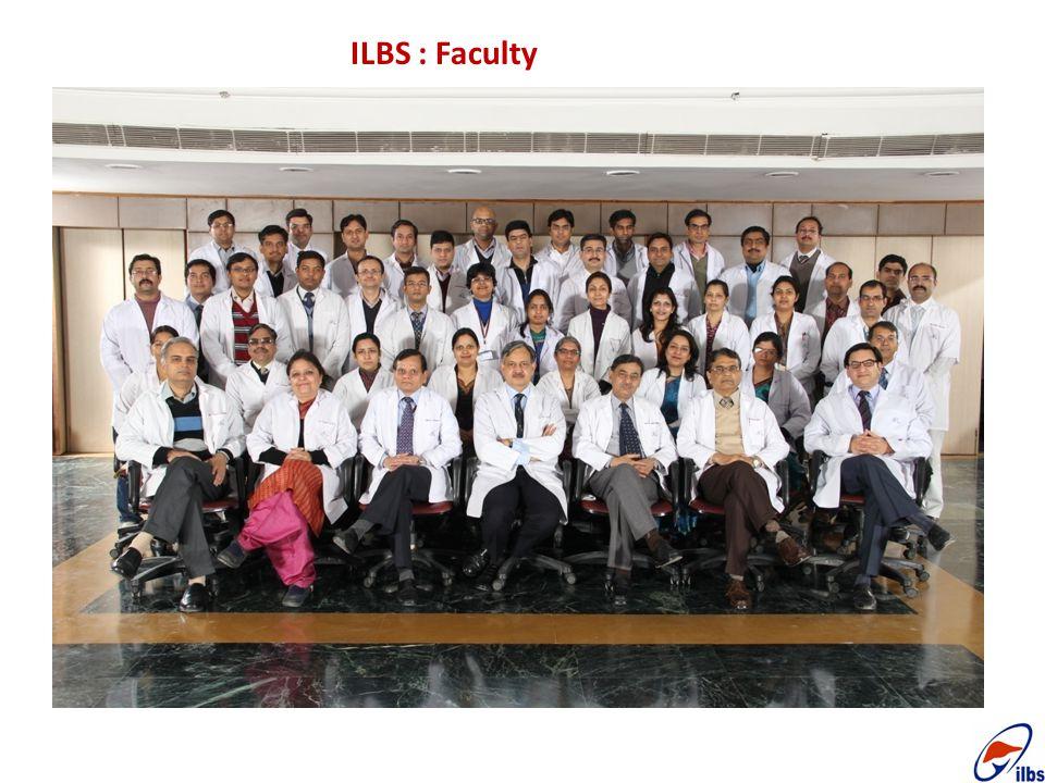 ILBS : Faculty