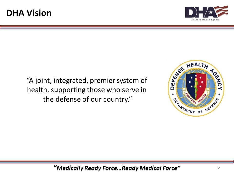 Medically Ready Force…Ready Medical Force Madigan Army Medical Center (MAMC) 23 Key TakeawaysChallenges / Pain Points Current DHMSM IOC scope only includes MAMC hospital medical facility and Puyallup, and no other associated clinics.
