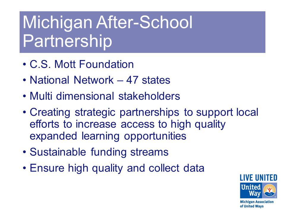 Michigan After-School Partnership C.S.