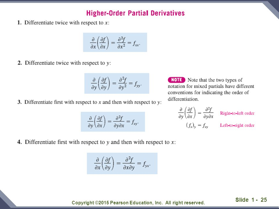 Slide 1 - 25 Copyright ©2015 Pearson Education, Inc. All right reserved.