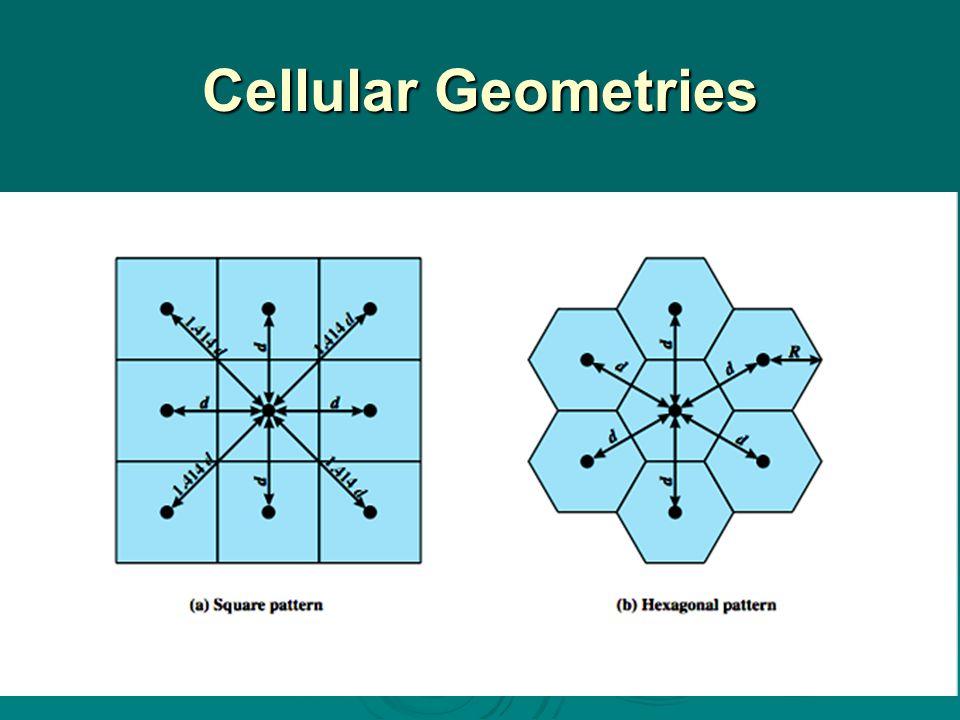 Cellular Geometries