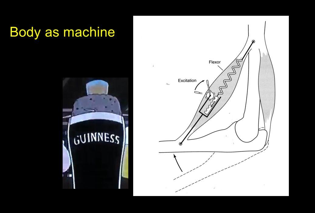 Body as machine