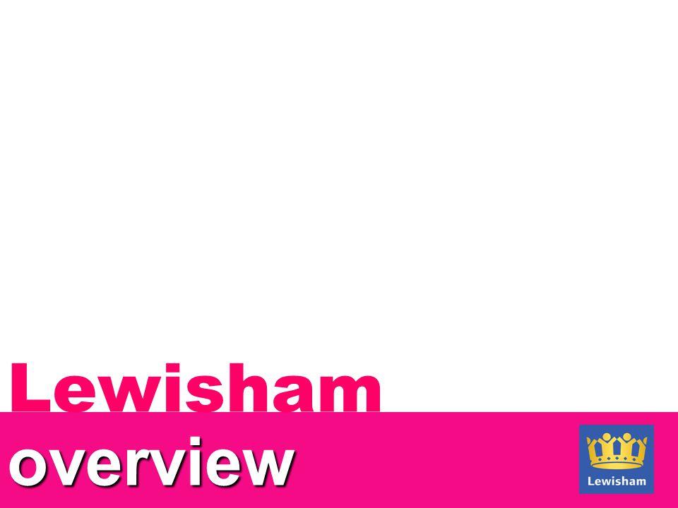 overview Lewisham