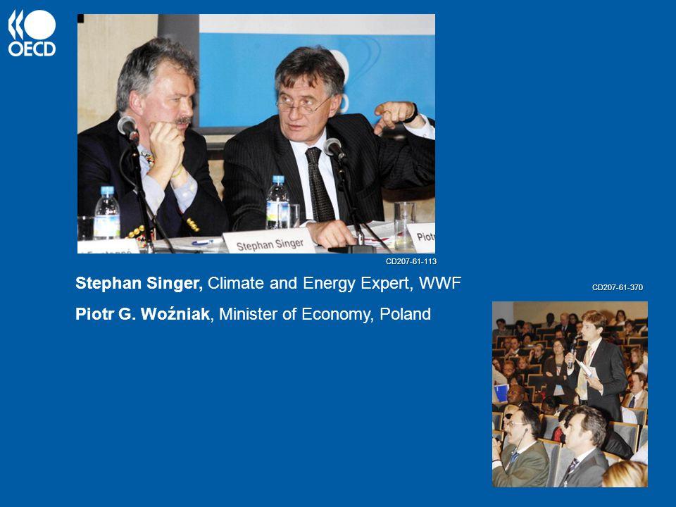 Stephan Singer, Climate and Energy Expert, WWF Piotr G.