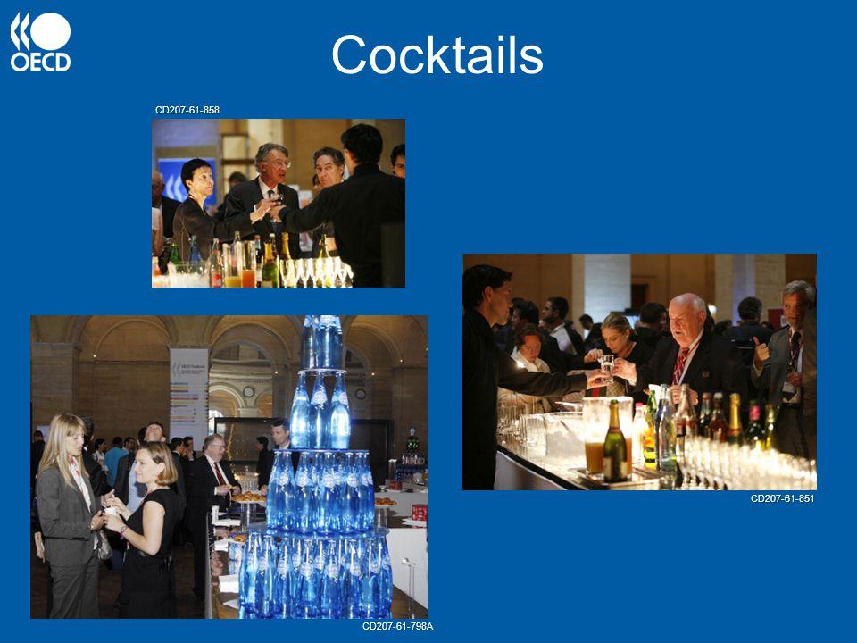 CocktailsCD207-61-858 CD207-61-798A CD207-61-851