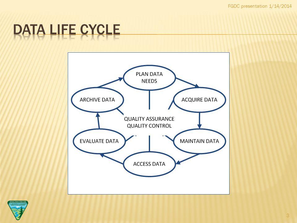 FGDC presentation 1/14/2014 3