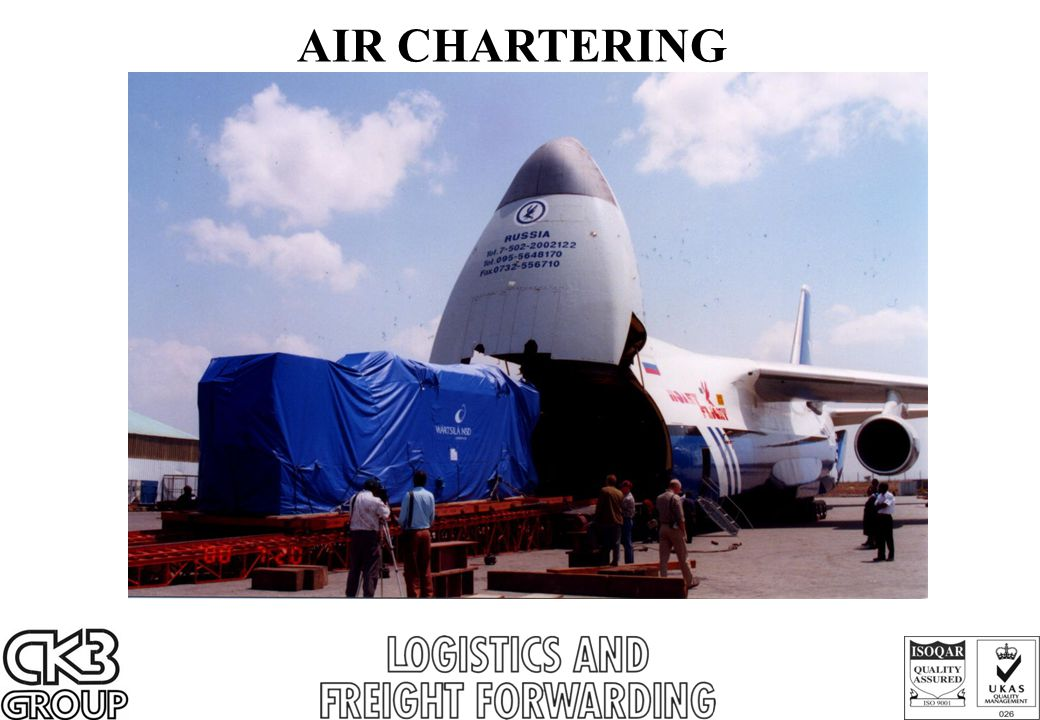AIR CHARTERING