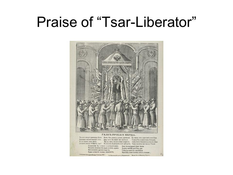 Praise of Tsar-Liberator