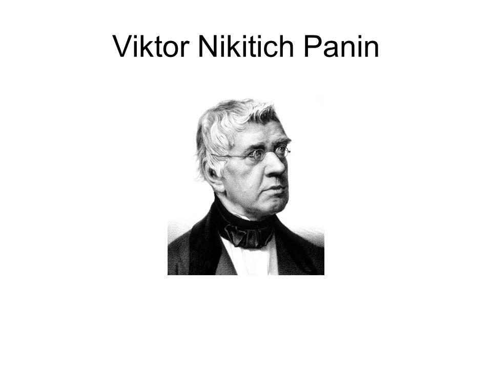 Viktor Nikitich Panin