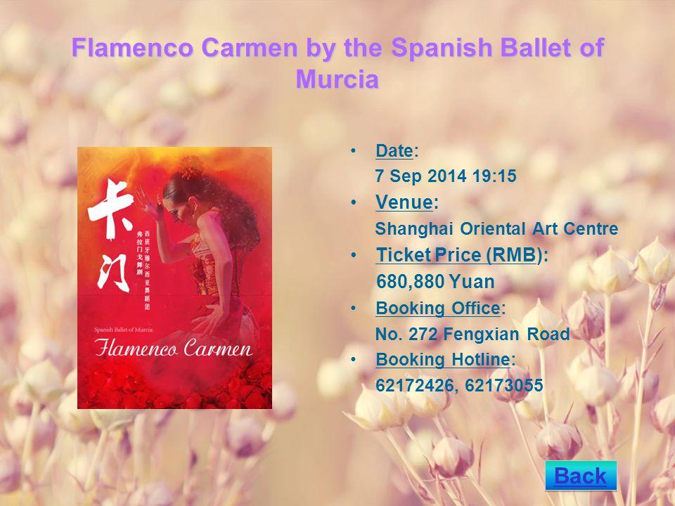 Vivela Salsa Tour 2014: EL GRAN COMBO de Puerto Rico Date: 8 Sep 2014 20:30 Venue: MAO LIVEHOUSE SHANGHAI Ticket Price (RMB): 280 Yuan Booking Office: No.