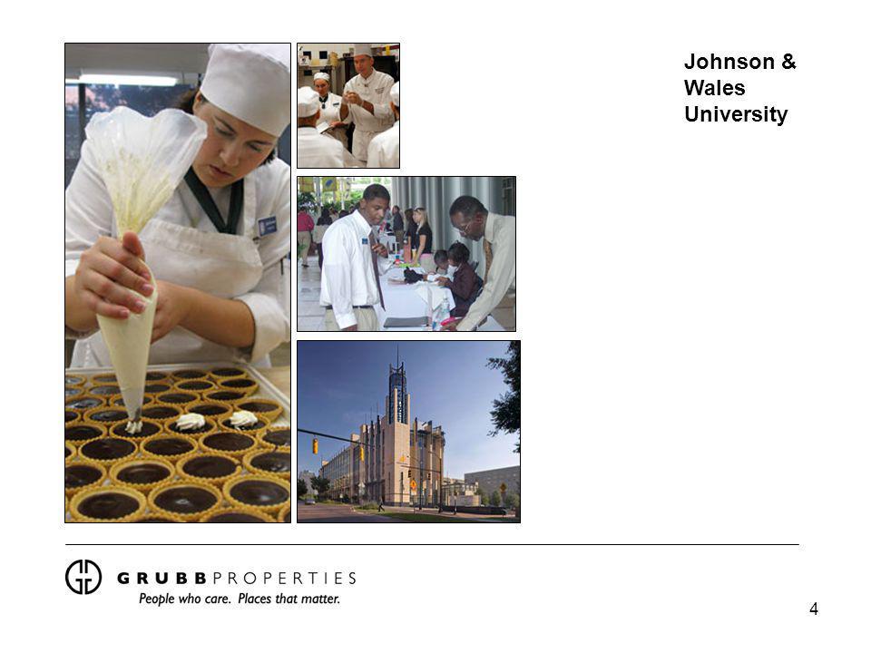 4 Johnson & Wales University
