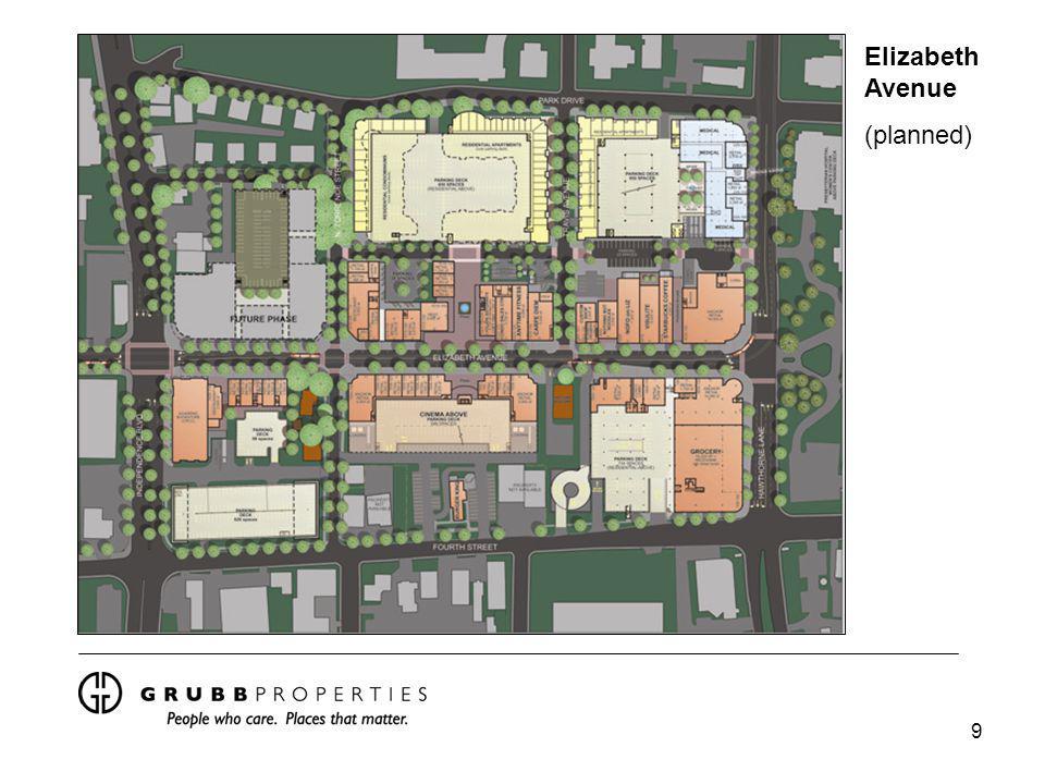 9 Elizabeth Avenue (planned)