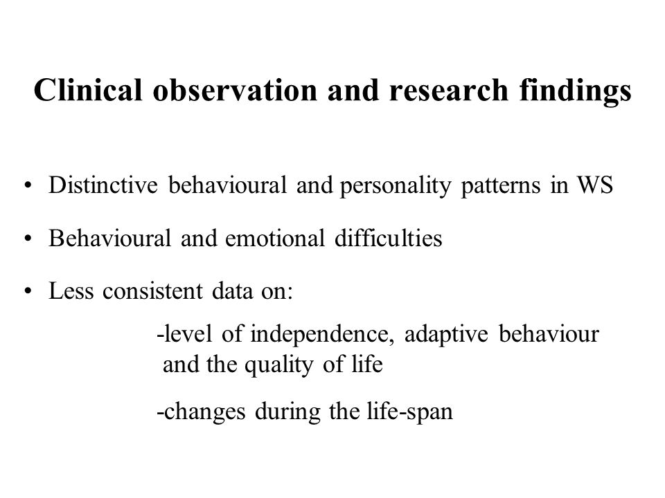 Adaptive behaviour is stressed in definitions of mental retardation - subnormal functioning of both intelligence and adaptive behaviour ( DSM-IV; ICD-10 ) refers to the functioning of an individual in his or her environment, draws together a person's cognitive and personality characteristics (Mervis & Klein-Tasman, 2000) assessment typically focus on domains of daily living skills, motor skills, communication, and socialization