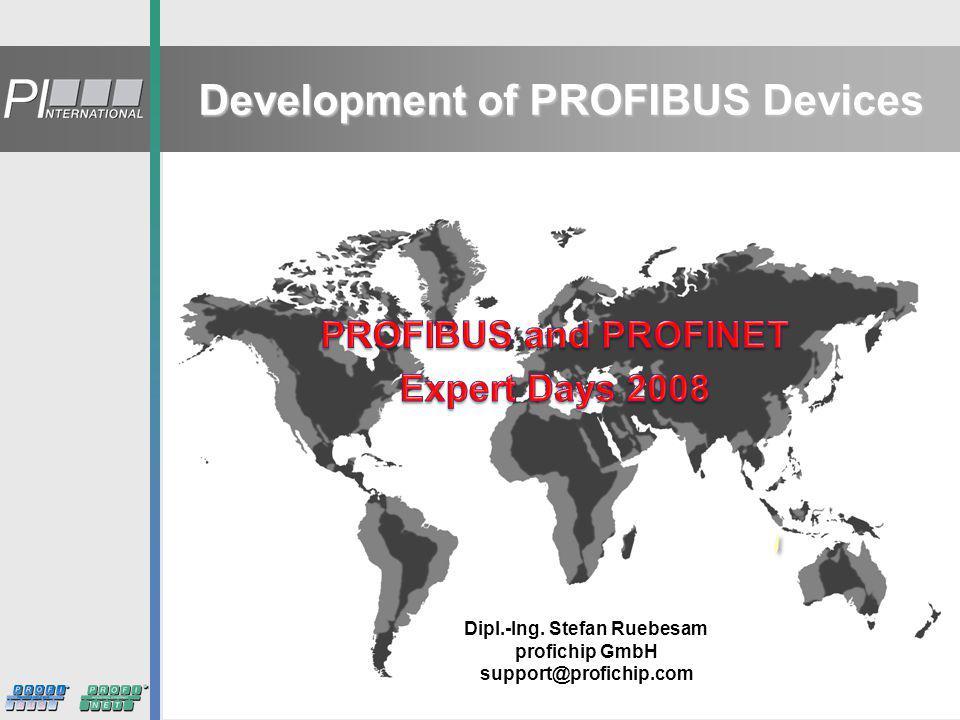 PROFIBUS International 2006.ppt Dipl.-Ing.