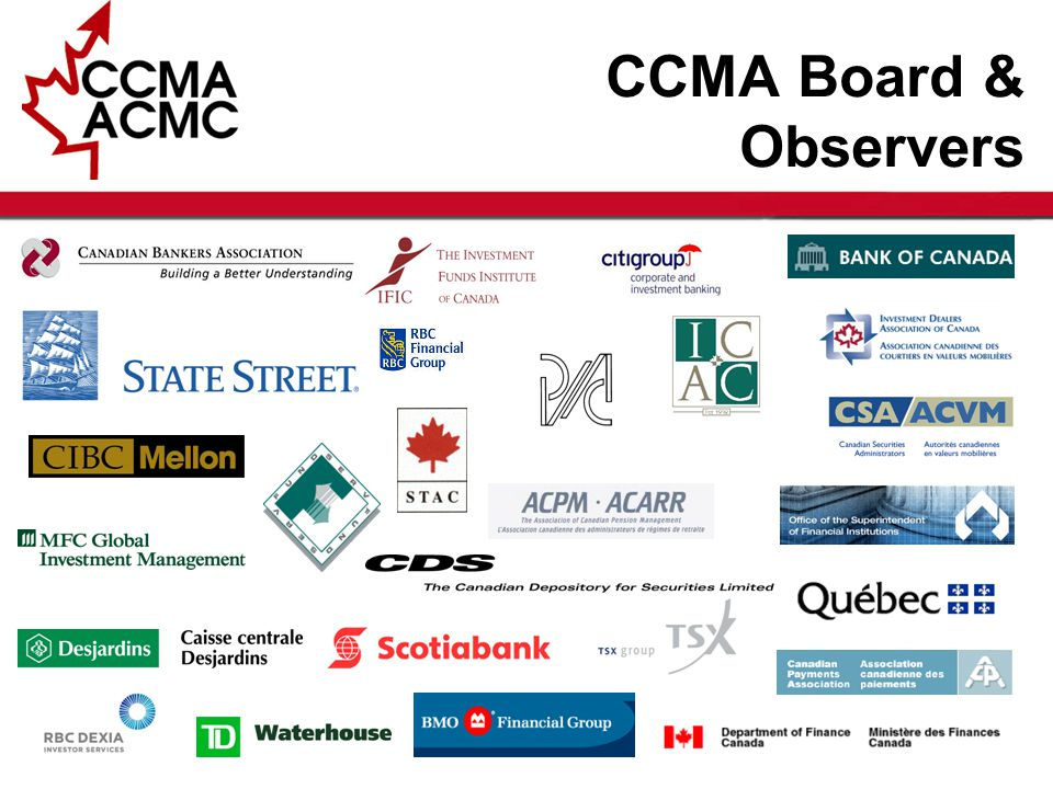 CCMA Board & Observers