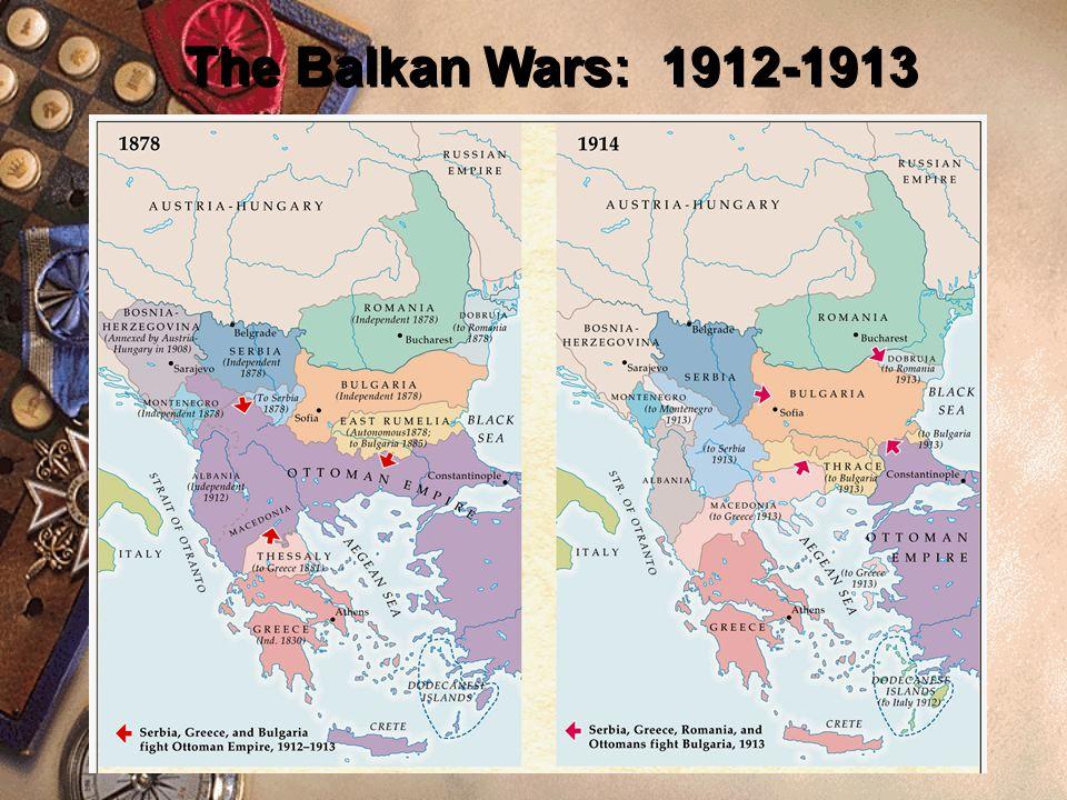 "Pan-Slavism: The Balkans, 1914 The ""Powder Keg"" of Europe"