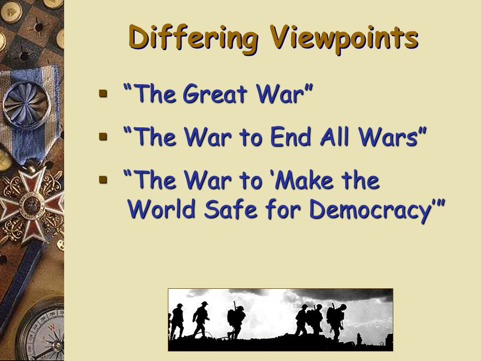 WWI Overview  1914-1918 – US enters in 1917  WWI sets the stage for WWII  New Technology Changes War  War is hell: 8.5 million die – 37 million ca