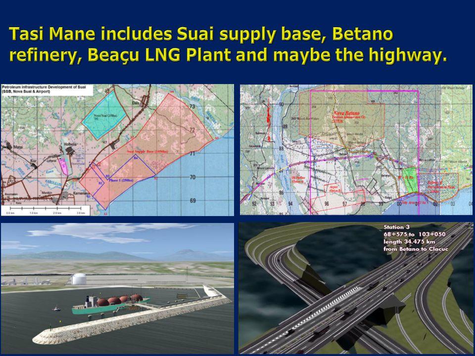 In 2010, TL began the South Coast Petroleum Corridor. In 2010, TL began the South Coast Petroleum Corridor. During 2011-2013, TL spent $35 million Dur