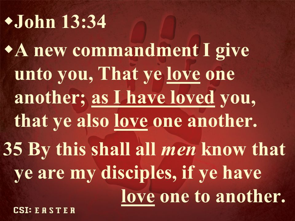  John 15:13  Greater love hath no man than this, that a man lay down his life for his friends.