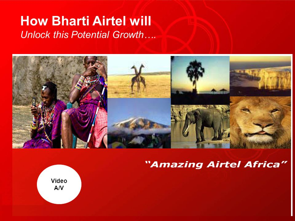 How Bharti Airtel will Unlock this Potential Growth…. Video A/V