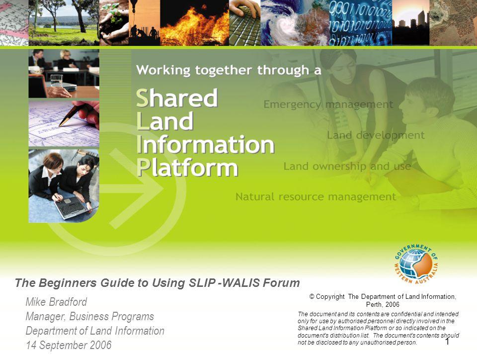 2 Agenda Background Enabling framework –current status –capabilities Demonstration The (near) future