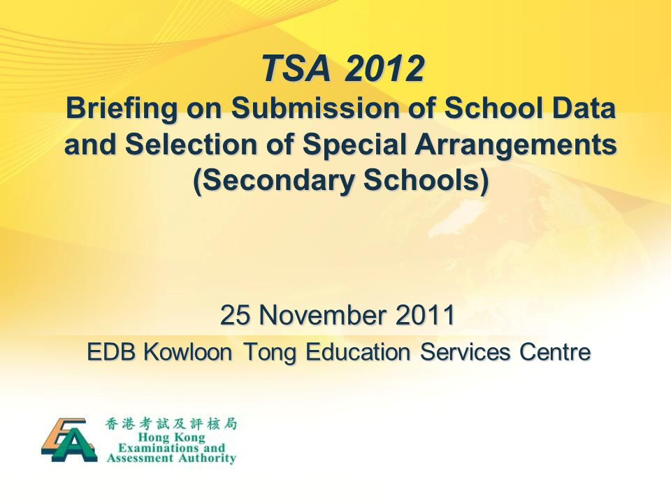22 Submission of School Data 2.