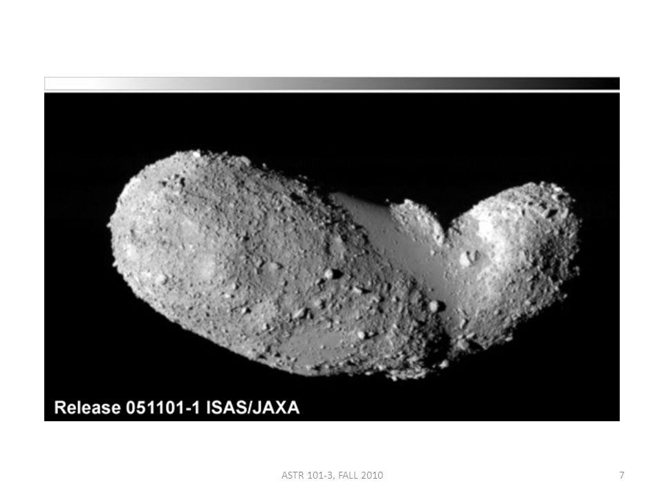 ASTR 101-3, FALL 20107