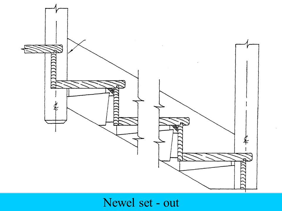 Newel set - out