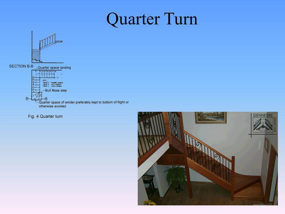 Tread Detail of Housings
